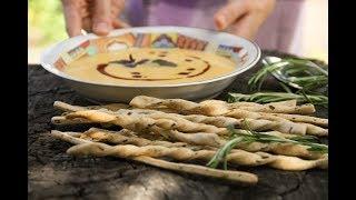 Гриссини. Рецепт итальянских хлебных палочек.