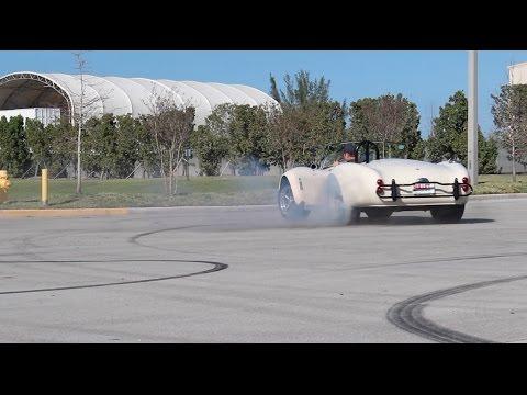 "1965 Shelby Cobra ""Cobra Strike"" Classic Roadsters Design"