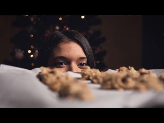 EPIC HANDHELD B ROLL - Cinematic Christmas Cookie Creation!!!