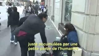 Incroyable Un Riche Qatari Donne 1 Million d'Euro à une Roumaine