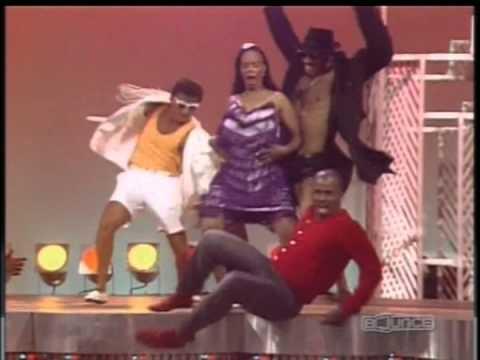 Soul Train Line Jump Start Natalie Cole