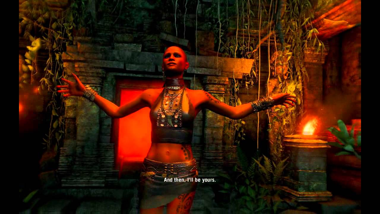 Far Cry 3 Ending Join Citra - YouTube