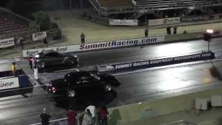 Buick Grand National vs. Nissan GTR (dsm/evo/gtr Shootout 2013) HD