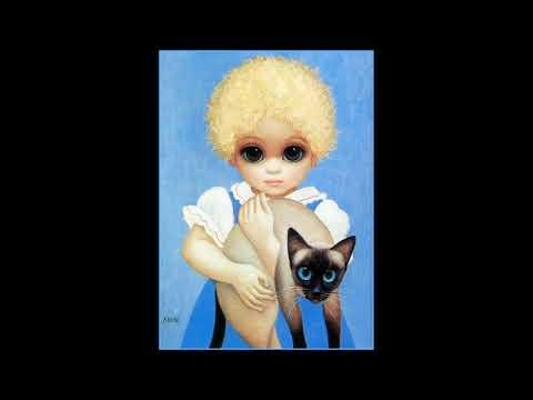 Маргарет Кин (Keane Margaret) картины великих художников
