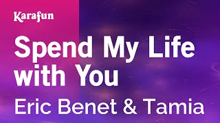 Karaoke Spend My Life With You - Eric Benet *