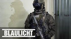 SEK in Sachsen: Ausrüstung für den Anti-Terror-Kampf
