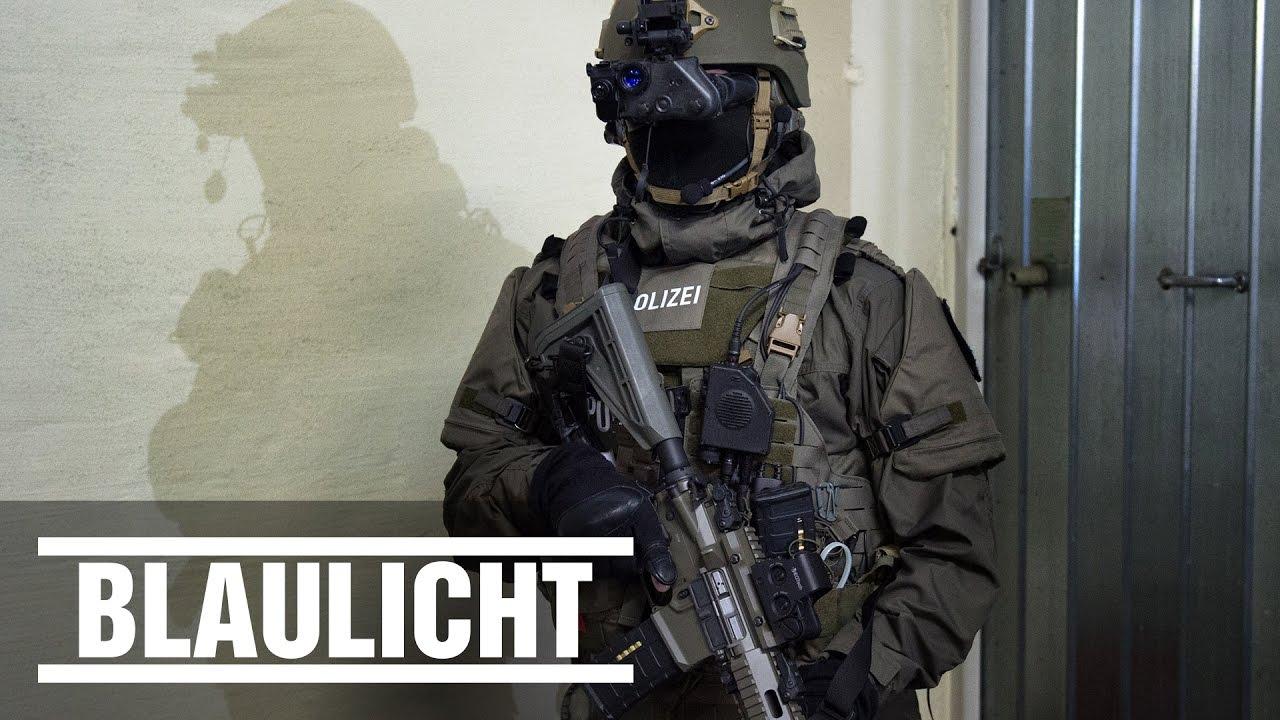 sek in sachsen: ausrüstung für den anti-terror-kampf - youtube