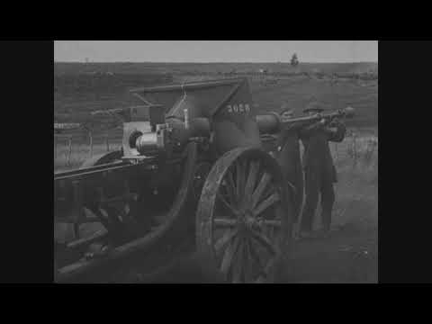 THE ST. MIHIEL OFFENSIVE, SEPT. 10-25, 1918, HEAVY AND RAILWAY ARTILLERY ACTIVITIES