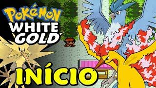 Pokemon White Gold (Hack Rom - GBC) - O Início ''Atualizado''