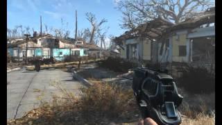 Fallout 4 тест производительности GTX 960, i5-4460 .