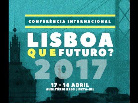 Lisboa  Que Futuro? João Queirós