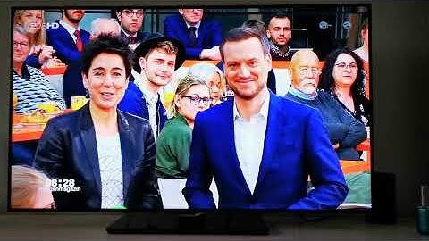 ZDF MoMa 13.03.2019 störende Zuschauerin