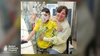 Danny's new lungs - Pediatric Transplant Center - Boston Children's Hospital