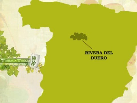 Wineaux Weekly - Spanish region of Rivera del Duero
