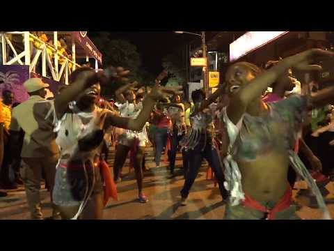 Pétion ville : Carnaval 2018