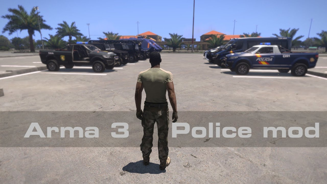 Arma 3 Police Mod Download