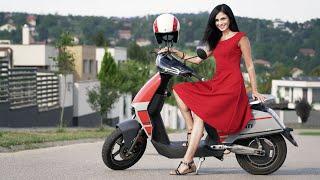 Super Soco CUx Ducati elektromos robogó