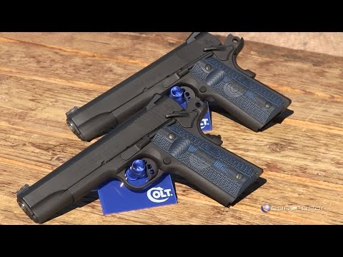 Colt Competition Pistol - Competition Ready, Out of the Box: Guns & Gear S8 E12