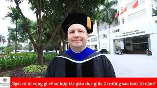 Gambar cover Chương trình liên kết thạc sĩ Quản Trị Kinh Doanh - MBA Benedictine