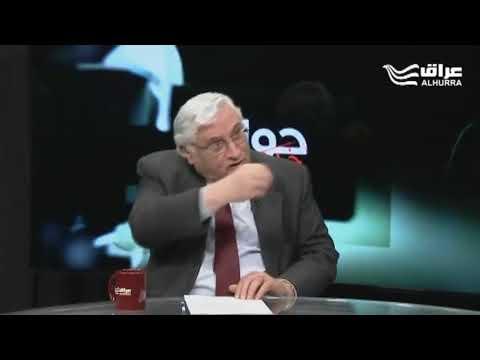 الرفيق رائد فهمي في حوار خاص على الحرة عراق  - 22:21-2018 / 1 / 15