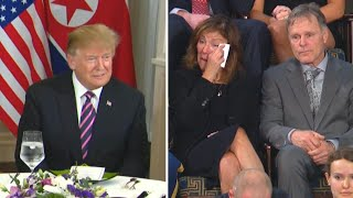 Otto Warmbier's Parents Outraged With President Trump's Remarks