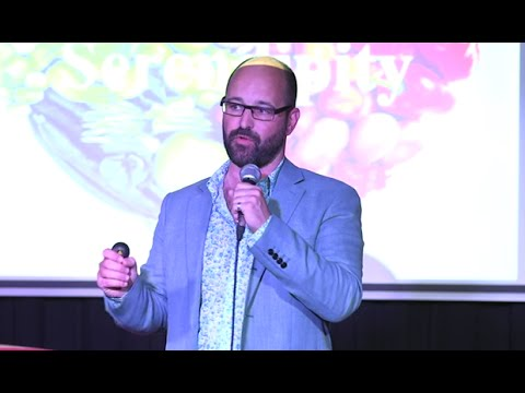 We literally are what we eat | Ed Gillespie | TEDxHackney