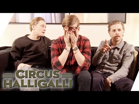 Sabine does learns Joko - Teil 1   Circus HalliGalli   ProSieben