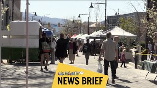 Opening day at Penticton Farmers Market