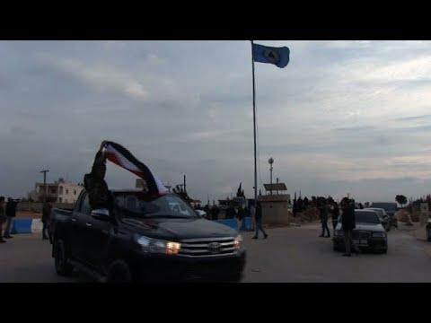 العملية التركية في عفرين تتحول الى مواجهة مع النظام السوري