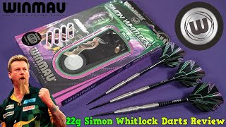 Winmau Simon Whitlock 22g Darts Review