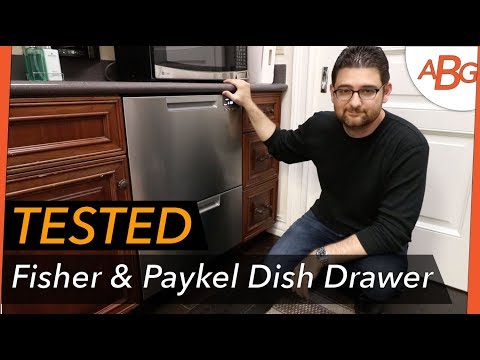 REVIEWED: Fisher Paykel Dish Drawer Dishwasher - 3 Month Test