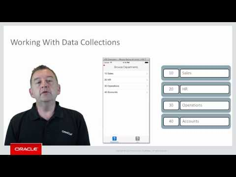 MAF: 32. Property Change And Provider Change Events In Oracle MAF