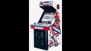 2 on 2 Open Ice Challenge - Arcade Gameplay - NHL Season Opener - Lemieux/Jagr