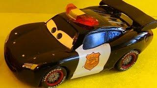 Тачки Мультики про машинки Маквин Полицейская машина Все серии подряд #2