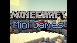 My Minecraft Mini-Game Map - With 16iamrock