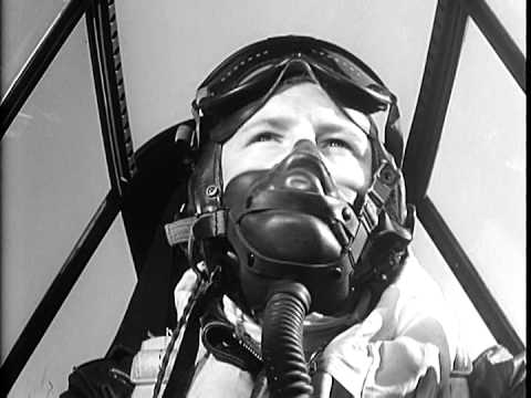 U.S. Government - U.S. Army Air Forces - The Fight For The Sky  - Special Film Project - 1945