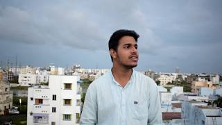 Oora Therenjikitten Cover by Abhijith M Dharan