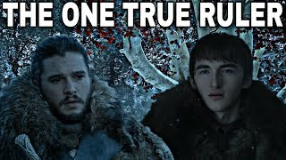 These Characters Will Survive The Game Of Thrones! - Game of Thrones Season 8 (End Game Theory)
