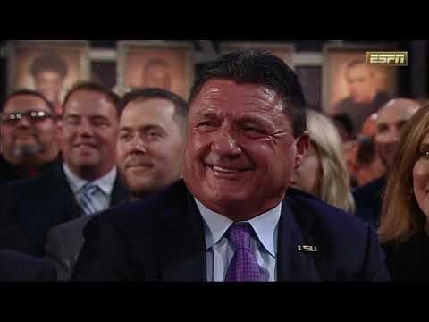 Joe Burrows Incredible Heisman Acceptance Speech (EMOTIONAL)