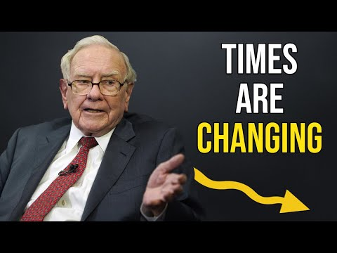 Warren Buffett Is Selling Out Of His Stocks & The Reasons Behind It Are Scary