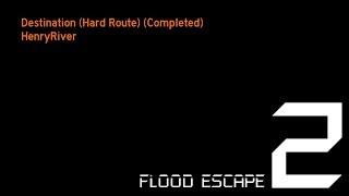 Roblox - France TEST de carte FE2 - Destination [Hard Route] [Completed] [Insane - Crazy] [Solo]
