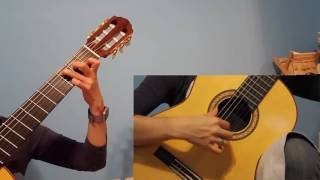 HOUSE OF THE RISING SUN - CLASSICAL GUITAR - BEGINNER LEVEL