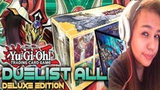 Duelist Alliance DELUXE EDITION Opening! (StarstrikeDuelistX)