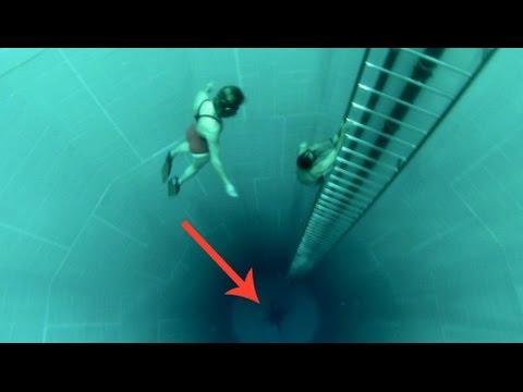 10 piscinas mais incomuns do mundo youtube for Funda para piscina