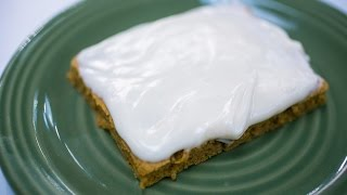 Recipe Rehab Tv, Season 1 How-to: Laura Vitale's Pumpkin Bars