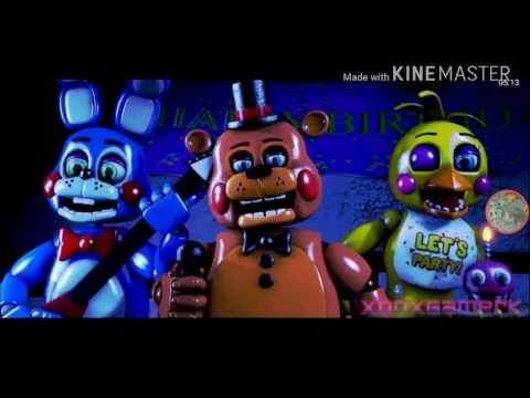 FunTime Freddy And Bon Bon Reacts   SFM  Story Isn't Told Yet...   Mr. Fazbear - Groundbreaking