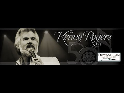 Kenny Rogers - Sweet Music Man (Lyrics on screen)