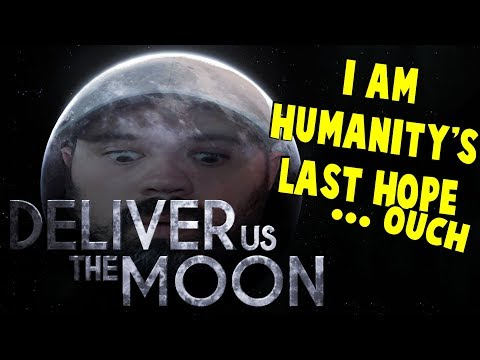 NEW Space Adventure | Deliver Us The Moon