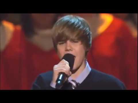 "Justin Bieber - ""Someday At Christmas"" - Christmas in Washington"