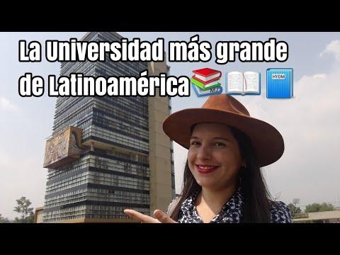 UNAM La Universidad más grande de LATINOAMÉRICA